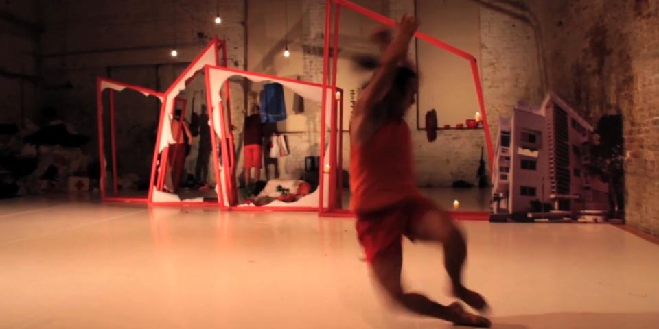 KOMOT // Tanztheater von Nir de Volff // TOTAL BRUTAL