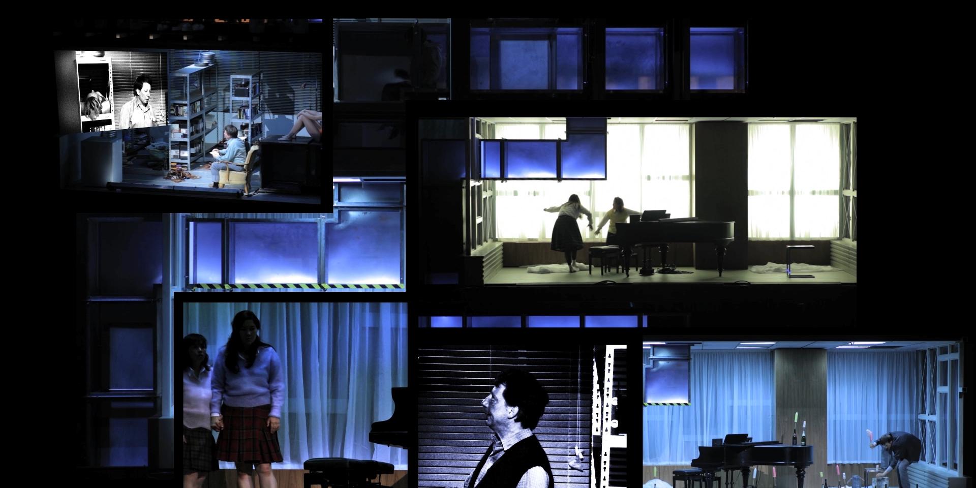 Das Mädchen Mit den Schwefelhölzern // Deutsche Oper Berlin
